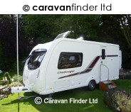 Swift Challenger 480 2011 caravan