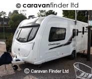 Swift Challenger 530 SR 2011 caravan