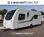 Swift Challenger 570 SR 2011 caravan