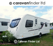 Swift Challenger 580 2011 caravan