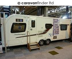 Used Swift Challenger 625 SR 2011 touring caravan Image
