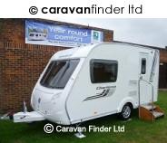 Swift freestyle 400 2011 caravan