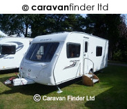 Swift Charisma 545 2011 caravan