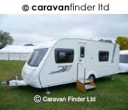 Swift Charisma 550 2011 caravan