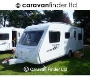 Swift Charisma 565 2011 caravan