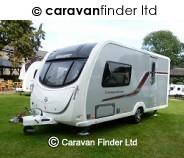 Swift Conqueror 480 2011 caravan