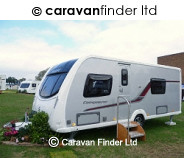 Swift Conqueror 570 2011 caravan