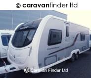 Swift Conqueror 630 2011 caravan