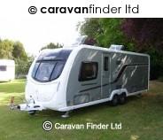 Swift Conqueror 645 2011 caravan