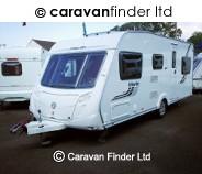 Swift Merlin 565 2011 caravan