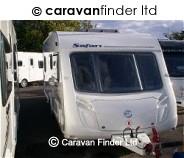 Swift Safari 550 2011 caravan