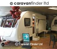 Swift Tywell Ruby 2012 caravan