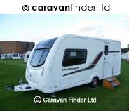 Swift Challenger 480 2012 caravan
