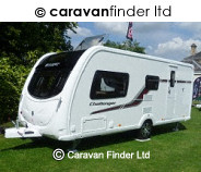 Swift Challenger 530 2012 caravan