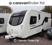 Swift Challenger 565 SR 2012 caravan