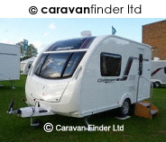 Swift Kudos 382 2012 caravan