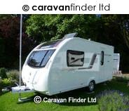 Swift Fairway 442 SR 2012 caravan