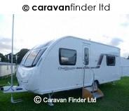 Swift coastline 514 2012 caravan