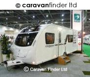 Swift Celebration 544 SR 2012 caravan