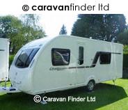 Swift Challenger Sport 544 2012 caravan