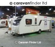 Swift Fairway 584 2012 caravan