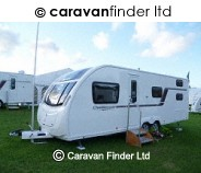 Swift Kudos 636 SR 2012 caravan