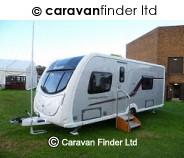 Swift Conqueror 570 2012 caravan