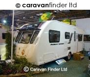 Swift Fairway 586 2012 caravan