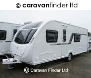 Swift Kudos 554 SR 2012 caravan