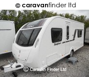 Swift Safari 514 2012 caravan