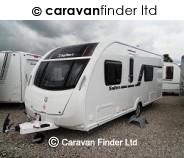 Swift Safari 554 2012 caravan