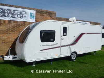 Used Swift Archway Twywell 2013 2013 touring caravan Image
