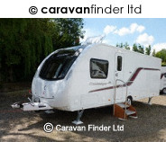 Swift Fairway 584 SE  2013 caravan