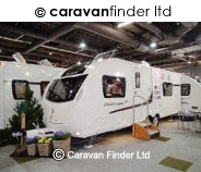 Swift Challenger 620 SE 2013 caravan