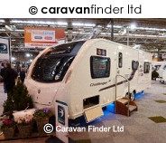 Swift Challenger 625 SE 2013 caravan