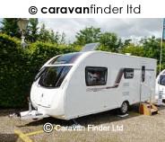 Swift CHALLENGER HI STYLE  524 2013 caravan