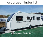 Swift Signature 586 2013 caravan