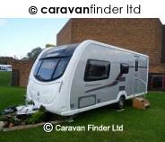 Swift Conqueror 530 2013 caravan
