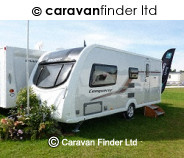 Swift Conqueror 530 2013 caravan