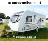 Swift Conqueror 565 2013 caravan