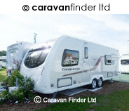 Swift Conqueror 630 2013 caravan