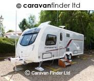 Swift Swift Conqueror 645 2013 caravan