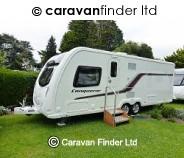 Swift Conqueror 645 2013 caravan