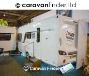 Swift Fairway 524 2013 caravan