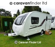 Swift Challenger 480  2014 caravan