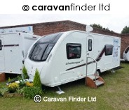 Swift Challenger 565 2014 caravan