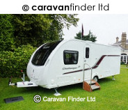 Swift Challenger 580 SE 2014 caravan