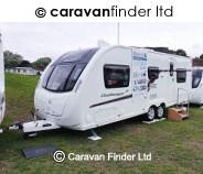 Swift Challenger 590  2014 caravan