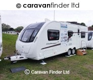 Swift Challenger 590 SE 2014 caravan