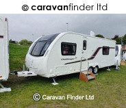 Swift Challenger 620 SE 2014 caravan